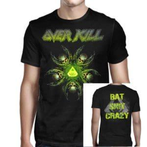 Overkill, T-Shirt, Album Cover