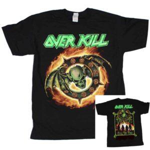 Overkill, T-Shirt, Horrorscope