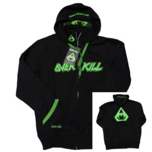Overkill. Zipper, Special Edition