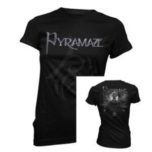 Pyramaze, Girlie-Shirt, Epitaph