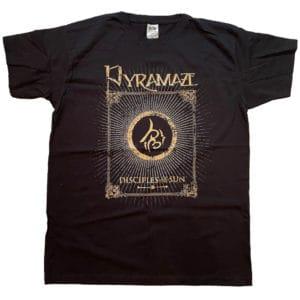 Pyramaze, T-Shirt, Disciples of the Sun