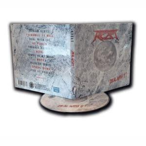 Rezet, CD (digi pack), DEAL WITH IT!