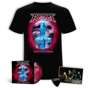 Rezet, CD & T-Shirt-Bundle, Truth In Between