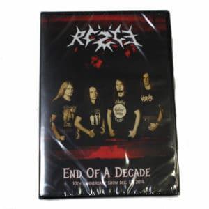 Rezet, DVD, End Of A Decade, 10th Anniversary Show December 13, 2014