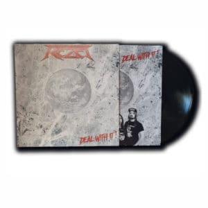Rezet, LP, DEAL WITH IT!, plus Sprühschablone