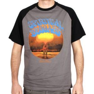 Spiritual Beggars, Raglan-Shirt, Earth Blues