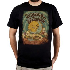 Spiritual Beggars, T-Shirt, Sunrise To Sundown