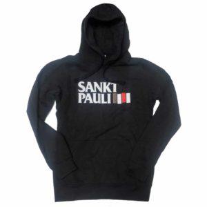 St. Pauli, Frauen-Hoodie Black Flag