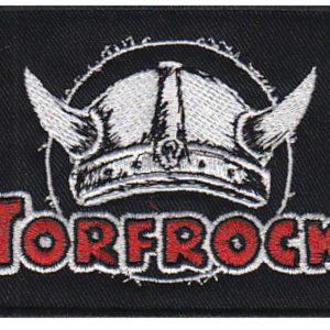 Torfrock, Aufnäher, ca. 10 x 7cm