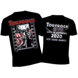 Torfrock, T-Shirt, Ich fahr dabei 2020