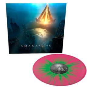 Amaranthe, LP, Manifest, PINK/GREEN SPLATTER, Limited Edition