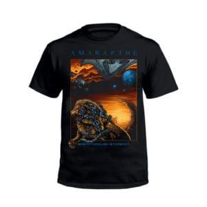 Amaranthe, T-Shirt, Helix Tour Europe 2020