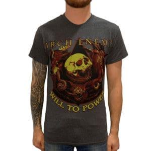 Arch Enemy, T-Shirt, Vintage, Tour 2018