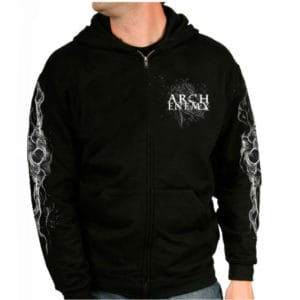 Arch Enemy, Zip-Hooded, MMXX