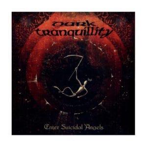 Dark Tranquillity, EP, Enter Suicidal Angels (ReIssue 2021), transparent orange, SIGNED