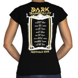 Dark Tranquillity, Girlie, Festival 2015