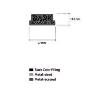 Dark Tranquillity, Metal Pin