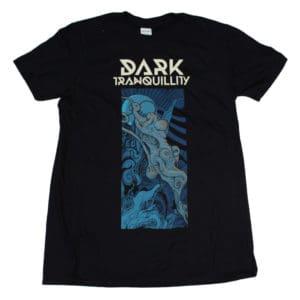 Dark Tranquillity, T-Shirt, Tour 2017