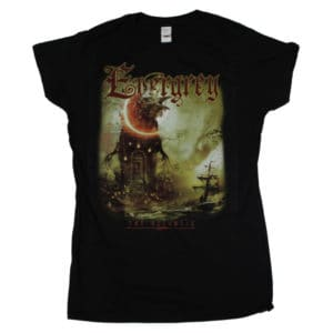 Evergrey, Girlie-Shirt, Tour 2019