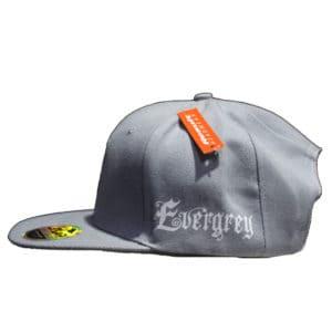 Evergrey, Snapback Cap, grau