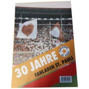 Fanladen St. Pauli, Buch, 30 Jahre Fanladen