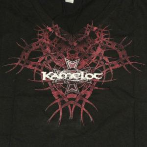 Kamelot, Girlie Shirt, Purple Tribal