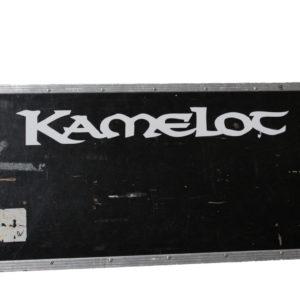Kamelot, Heckscheibenaufkleber, Logo