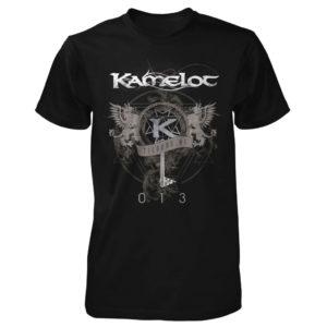 Kamelot, Special-Event-T-Shirt, Tilburg 14.09.2018