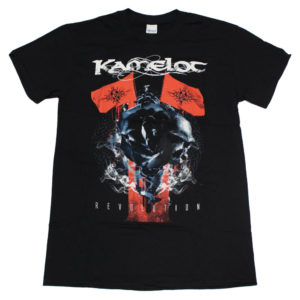 Kamelot, T-Shirt, Revolution