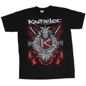 Kamelot, T-Shirt, Samurai