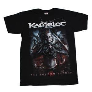 Kamelot, T-Shirt, Tour 2018