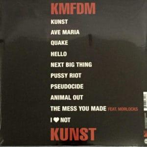 KMFDM, Vinyl, Kunst + MP3 Download Code