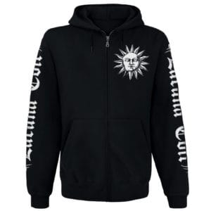Lacuna Coil, Hooded Zipper, Sit and Watch