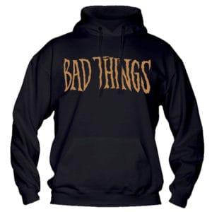 Lacuna Coil, Hoodie, Bad Things 2020