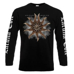 Lacuna Coil, Longsleeve, Unleashed Memories