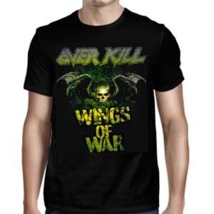 Overkill, T-Shirt, Bat Shit Crazy
