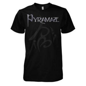 Pyramaze, T-Shirt, World Forgone