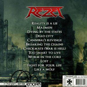 Rezet, CD, Reality Is A Lie