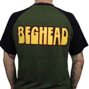 Spiritual Beggars, Raglan T-Shirt, Beghead