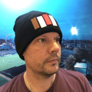 St. Pauli, Beanie, Blag Flag