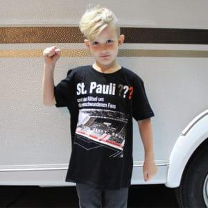 St. Pauli, Kinder T-Shirt, Fanladen Tour 2020/2021