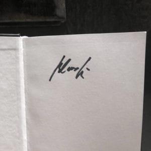 Torfrock, Buch, Hanebüchner I (1) (SIGNIERT)
