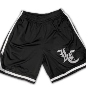 Lacuna Coil, Mesh Shorts, Logo