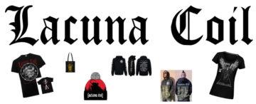 Lacuna Coil Banner